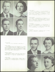 Page 15, 1956 Edition, Barrington High School - Corral Yearbook (Barrington, IL) online yearbook collection
