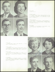 Page 17, 1956 Edition, Barrington High School - Corral Yearbook (Barrington, IL) online yearbook collection