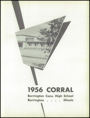 Page 5, 1956 Edition, Barrington High School - Corral Yearbook (Barrington, IL) online yearbook collection