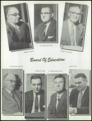 Page 8, 1956 Edition, Barrington High School - Corral Yearbook (Barrington, IL) online yearbook collection