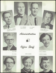 Page 9, 1956 Edition, Barrington High School - Corral Yearbook (Barrington, IL) online yearbook collection