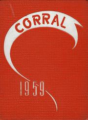 Barrington High School - Corral Yearbook (Barrington, IL) online yearbook collection, 1959 Edition, Page 1