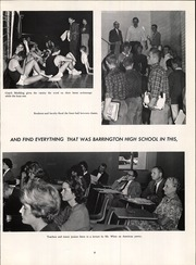 Page 13, 1963 Edition, Barrington High School - Corral Yearbook (Barrington, IL) online yearbook collection