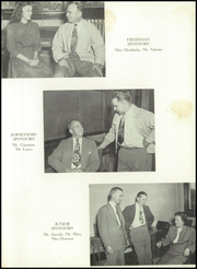 Page 11, 1950 Edition, East Richland High School - Olnean Yearbook (Olney, IL) online yearbook collection