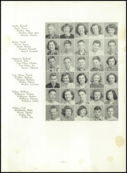 Page 15, 1950 Edition, East Richland High School - Olnean Yearbook (Olney, IL) online yearbook collection