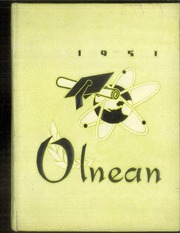 1951 Edition, East Richland High School - Olnean Yearbook (Olney, IL)