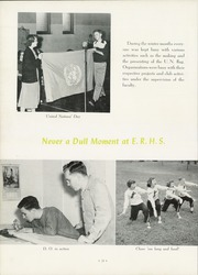 Page 14, 1951 Edition, East Richland High School - Olnean Yearbook (Olney, IL) online yearbook collection