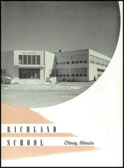 Page 7, 1953 Edition, East Richland High School - Olnean Yearbook (Olney, IL) online yearbook collection