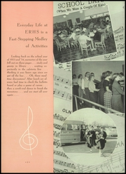 Page 10, 1954 Edition, East Richland High School - Olnean Yearbook (Olney, IL) online yearbook collection