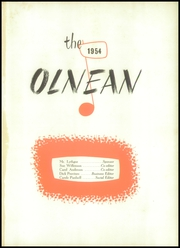 Page 5, 1954 Edition, East Richland High School - Olnean Yearbook (Olney, IL) online yearbook collection