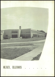Page 7, 1954 Edition, East Richland High School - Olnean Yearbook (Olney, IL) online yearbook collection