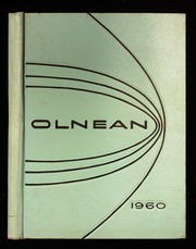 Page 1, 1960 Edition, East Richland High School - Olnean Yearbook (Olney, IL) online yearbook collection