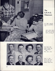 Page 16, 1960 Edition, East Richland High School - Olnean Yearbook (Olney, IL) online yearbook collection