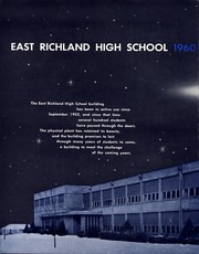 Page 6, 1960 Edition, East Richland High School - Olnean Yearbook (Olney, IL) online yearbook collection