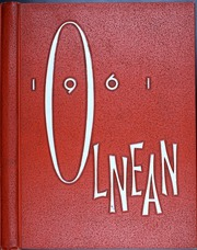 1961 Edition, East Richland High School - Olnean Yearbook (Olney, IL)