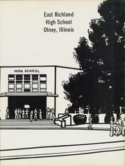 Page 7, 1975 Edition, East Richland High School - Olnean Yearbook (Olney, IL) online yearbook collection