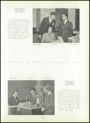 Page 17, 1938 Edition, Edwardsville High School - Tiger Yearbook (Edwardsville, IL) online yearbook collection