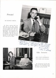 Page 15, 1950 Edition, Edwardsville High School - Tiger Yearbook (Edwardsville, IL) online yearbook collection