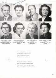 Page 17, 1950 Edition, Edwardsville High School - Tiger Yearbook (Edwardsville, IL) online yearbook collection