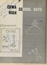 Page 8, 1955 Edition, Edwardsville High School - Tiger Yearbook (Edwardsville, IL) online yearbook collection