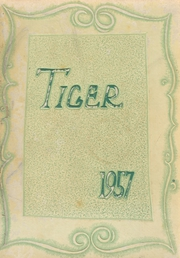 Page 1, 1957 Edition, Edwardsville High School - Tiger Yearbook (Edwardsville, IL) online yearbook collection
