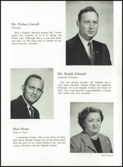 Page 17, 1957 Edition, Edwardsville High School - Tiger Yearbook (Edwardsville, IL) online yearbook collection