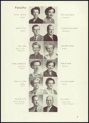 Page 7, 1953 Edition, Palatine High School - Spotlight Yearbook (Palatine, IL) online yearbook collection