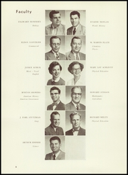 Page 8, 1953 Edition, Palatine High School - Spotlight Yearbook (Palatine, IL) online yearbook collection