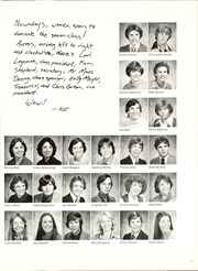 Page 15, 1979 Edition, Palatine High School - Spotlight Yearbook (Palatine, IL) online yearbook collection