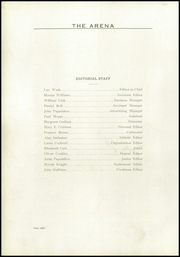 Page 12, 1925 Edition, Paris High School - Arena Yearbook (Paris, IL) online yearbook collection