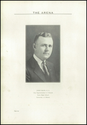 Page 14, 1925 Edition, Paris High School - Arena Yearbook (Paris, IL) online yearbook collection