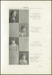 Page 17, 1925 Edition, Paris High School - Arena Yearbook (Paris, IL) online yearbook collection