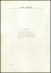 Page 8, 1925 Edition, Paris High School - Arena Yearbook (Paris, IL) online yearbook collection