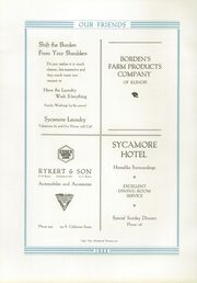 Page 130, 1923 Edition, Sycamore High School - Leaves Yearbook (Sycamore, IL) online yearbook collection
