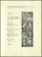 Page 15, 1932 Edition, Sycamore High School - Leaves Yearbook (Sycamore, IL) online yearbook collection