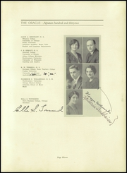 Page 17, 1932 Edition, Sycamore High School - Leaves Yearbook (Sycamore, IL) online yearbook collection