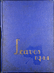 Page 1, 1944 Edition, Sycamore High School - Leaves Yearbook (Sycamore, IL) online yearbook collection