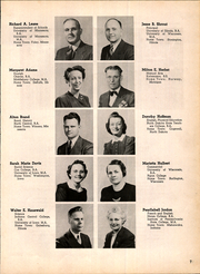 Page 11, 1944 Edition, Sycamore High School - Leaves Yearbook (Sycamore, IL) online yearbook collection