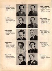 Page 12, 1944 Edition, Sycamore High School - Leaves Yearbook (Sycamore, IL) online yearbook collection