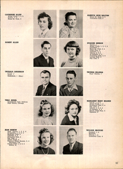 Page 15, 1944 Edition, Sycamore High School - Leaves Yearbook (Sycamore, IL) online yearbook collection
