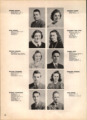 Page 16, 1944 Edition, Sycamore High School - Leaves Yearbook (Sycamore, IL) online yearbook collection