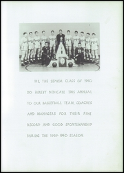 Page 5, 1940 Edition, Bradley Bourbonnais Community High School - Bradleyan Yearbook (Bradley, IL) online yearbook collection