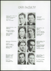 Page 6, 1940 Edition, Bradley Bourbonnais Community High School - Bradleyan Yearbook (Bradley, IL) online yearbook collection