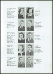 Page 9, 1940 Edition, Bradley Bourbonnais Community High School - Bradleyan Yearbook (Bradley, IL) online yearbook collection