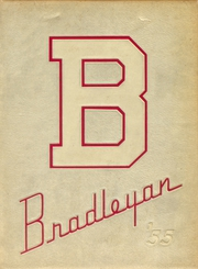 Page 1, 1955 Edition, Bradley Bourbonnais Community High School - Bradleyan Yearbook (Bradley, IL) online yearbook collection