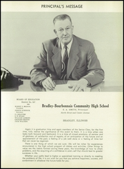 Page 13, 1955 Edition, Bradley Bourbonnais Community High School - Bradleyan Yearbook (Bradley, IL) online yearbook collection