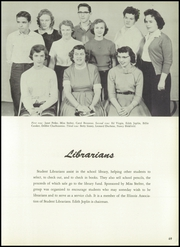 Page 73, 1957 Edition, Bradley Bourbonnais Community High School - Bradleyan Yearbook (Bradley, IL) online yearbook collection