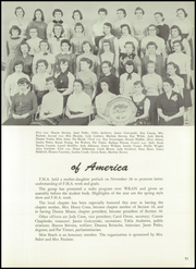 Page 75, 1957 Edition, Bradley Bourbonnais Community High School - Bradleyan Yearbook (Bradley, IL) online yearbook collection