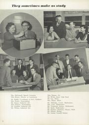 Page 12, 1953 Edition, Cahokia High School - Cahochron Yearbook (Cahokia, IL) online yearbook collection