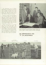 Page 11, 1955 Edition, Cahokia High School - Cahochron Yearbook (Cahokia, IL) online yearbook collection
